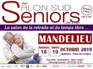 Salon Senior Mandelieu 2019